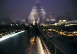 St. Pauls Kathedral / London