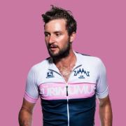 cyclist, portrait, zuerimumus, zürimumus, pink, rosa, sport, bike