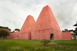Paula Rêgo Museum, Cascais, Portugal Architect, Eduardo Souto de Moura